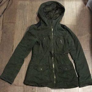 Hollister Isulated Utility Jacket